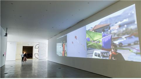 "Kim SounGui Videos & film presentation in ""Forum Video & Art Asian film"", National Museum of Modern and Contemporary Art Seoul, South Korea 09 sep. -31 oct. 2015"