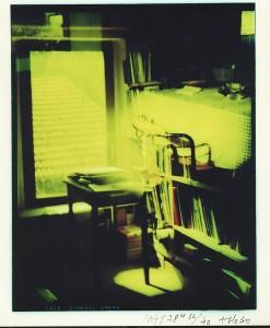 Bureau, 90cm x64 cm., chromogène C print, 2005