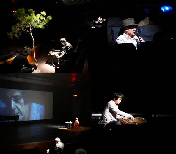 """Kim Soun Gui, Temps - Espace, Sound, 11' 15"""", 1975"""
